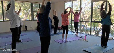 Yoga at Mitcham Community House