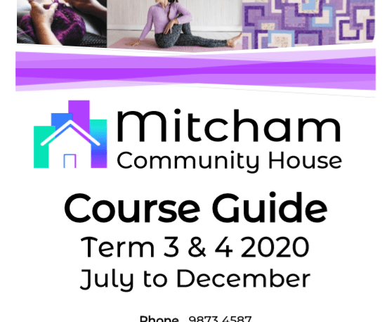 Term 3 & 4 Course Guide
