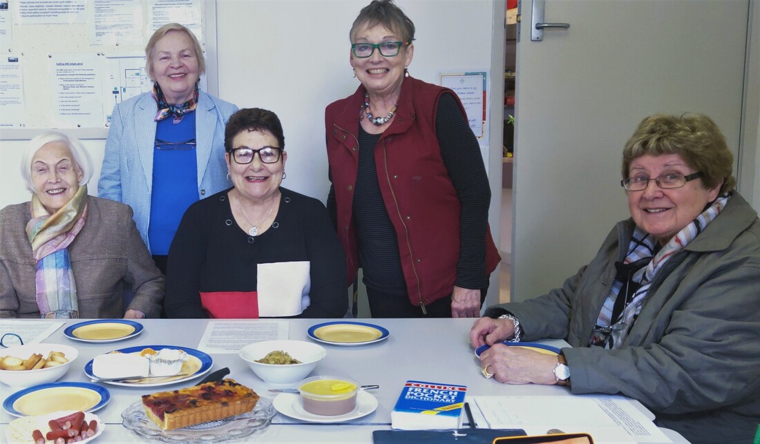 French at Mitcham Community House